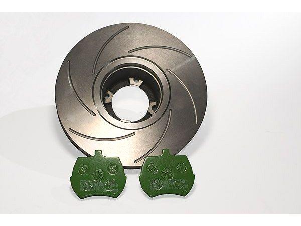 disque de frein rainur et plaquette green miniandco. Black Bedroom Furniture Sets. Home Design Ideas